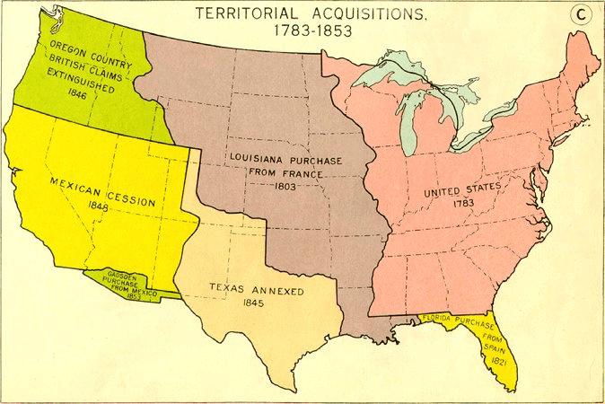 United-states-territorial-acquistions-midcentury