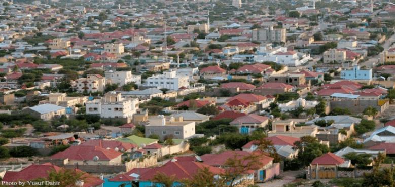 Hargeisa, capital del Estado somalilandés