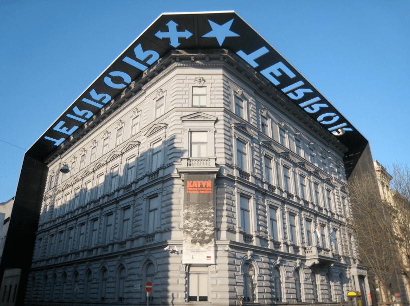 La Casa del Terror de Budapest, en Andrássy nº60