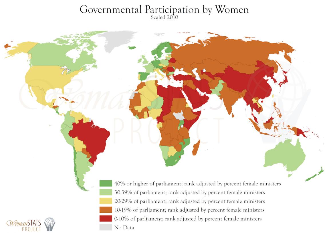 Mundo-Género-mujeres-política-derechos humanos