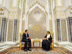 Omán, la discreta potencia árabe