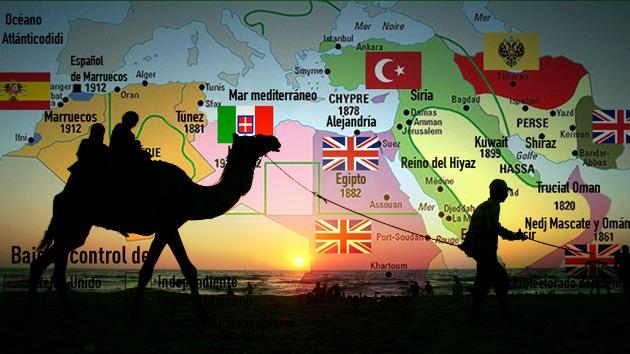 La fabricación de Oriente Medio