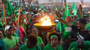 La Llama Verde contra la corrupción de Odebrecht