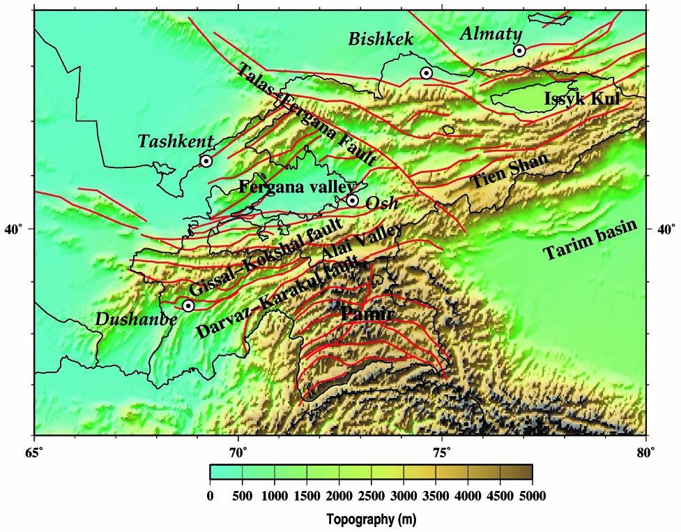 Uzbekistan-terremotos- mapa – eom