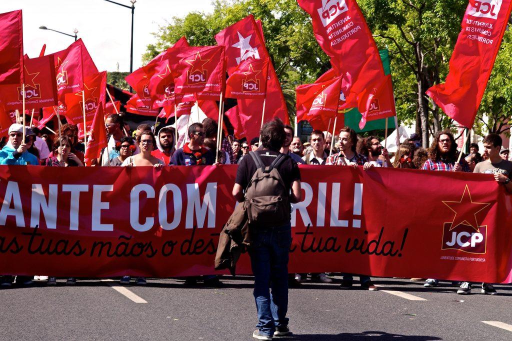 Portugal, el referente de izquierdas en Europa