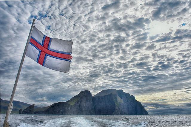 Islas Feroe, a las afueras de Dinamarca