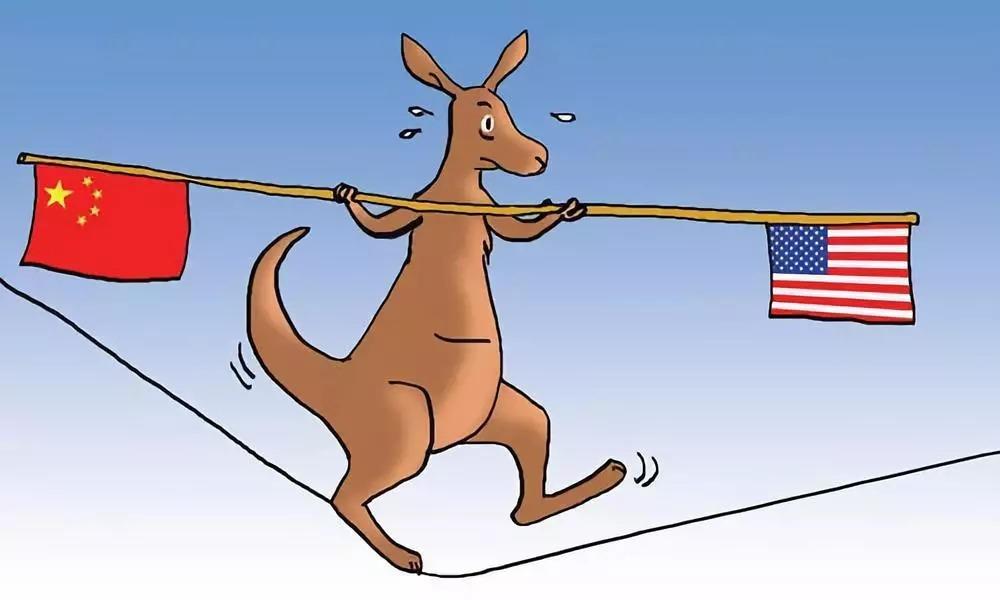 Entre China y Estados Unidos: el dilema de Australia