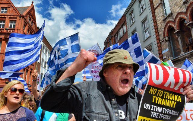 Las heridas de la crisis griega