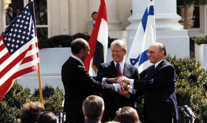 Egipto e Israel, de enemigos mortales a aliados fieles