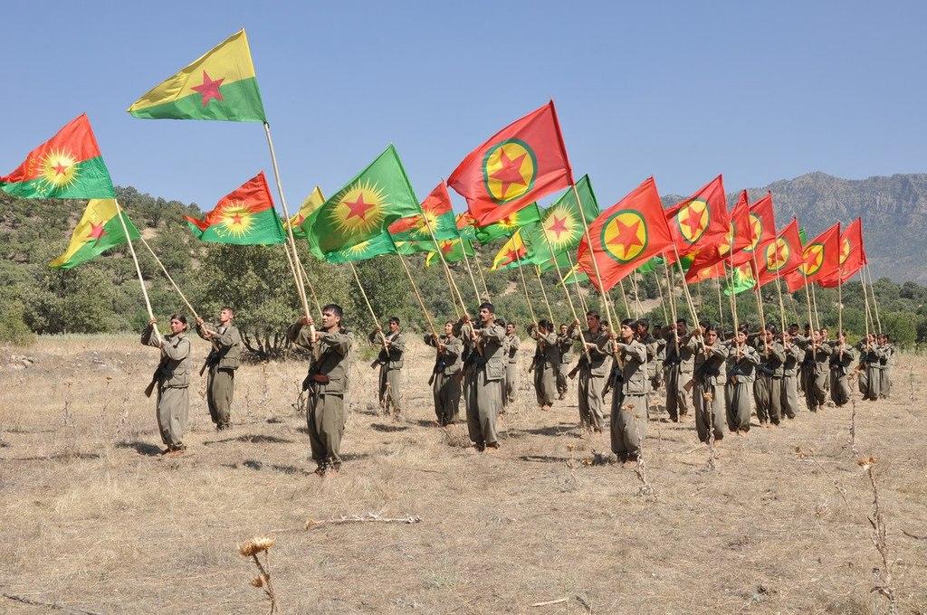 El PKK, el partido que está transformando a toda una región