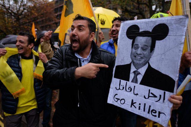 Al Sisi frente al nuevo despertar de Egipto