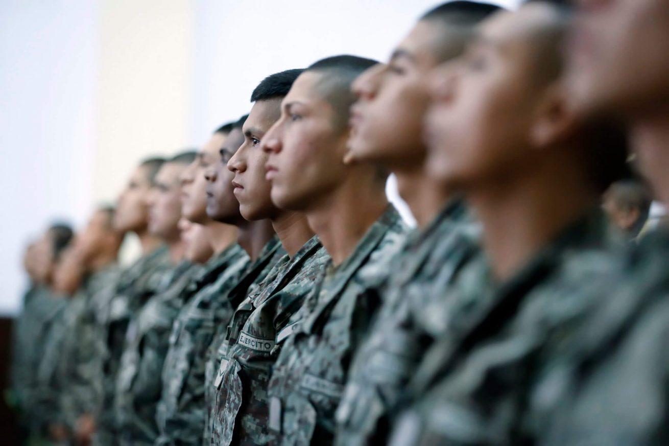 El servicio militar obligatorio, la geopolítica y la cohesión nacional