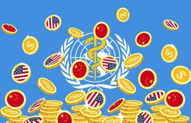 Se alquila Organización Mundial de la Salud: China, EE. UU. y la politización de la salud