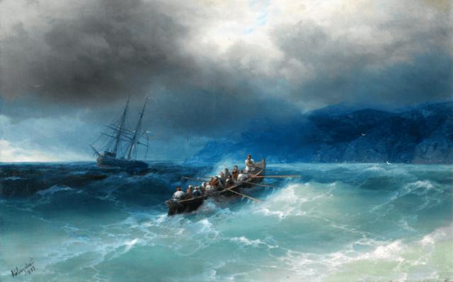 El derecho del mar, dibujando fronteras en las aguas
