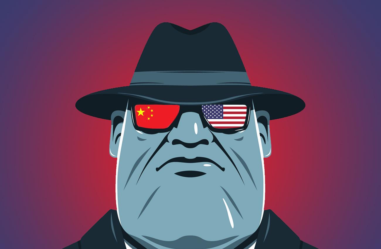 La guerra oculta entre la CIA y China