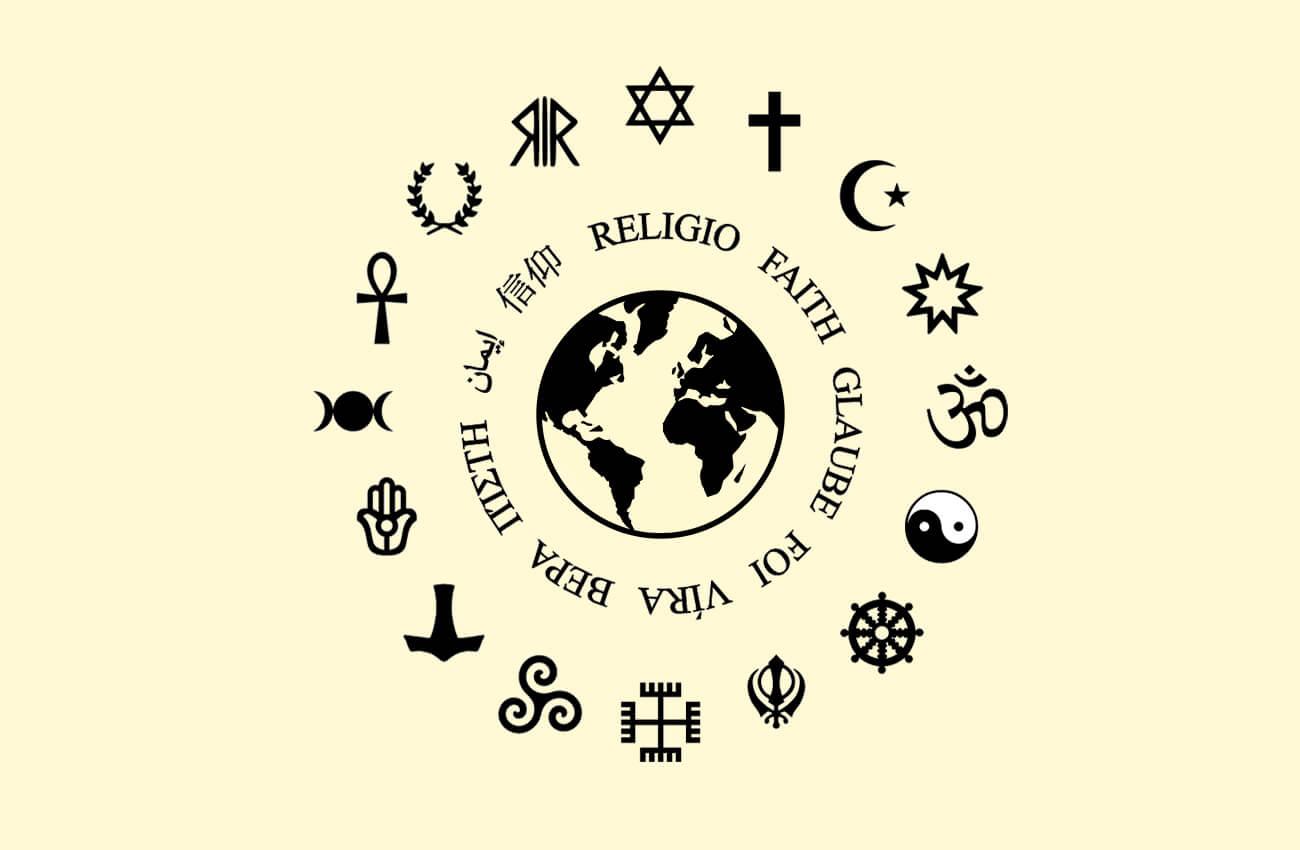 ¿Cuántas religiones hay en el mundo y cuáles son las principales?